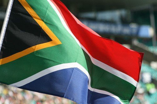 South African Flag Proudly South African