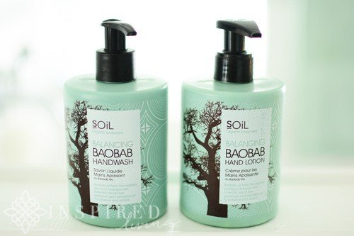 Soil Certified Organic Baobab Products