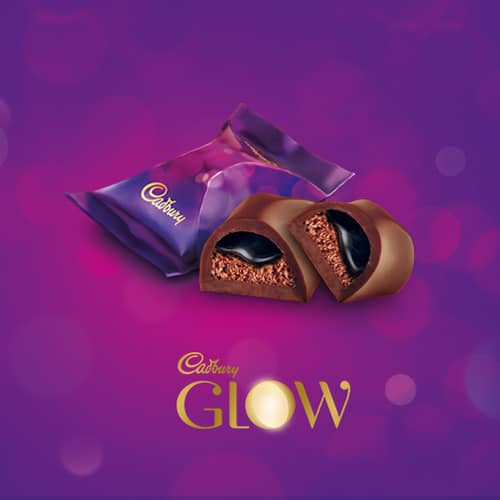 Cadbury Glow Making Valentines Magical Inspired Living Sa