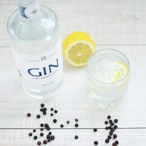 Triple Three Gin Tasting at Blaauwklippen